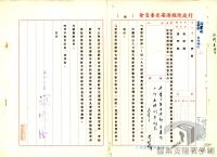 民國34年至70年臺灣經濟發展/產業轉型/國際關稅貿易暨總協定