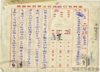 民國34年至70年臺灣經濟發展/日本投降與遷臺初期的經濟問題/臺灣省行政長官公署成立