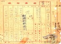 民國34年至70年臺灣經濟發展/重振臺灣經濟/實物配給