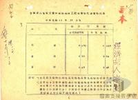 民國34年至70年臺灣經濟發展>重振臺灣經濟>實物配給