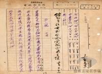 民國34年至70年臺灣經濟發展>推動貿易>關稅及貿易協定擬加約國減稅談判
