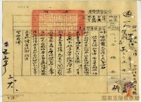 民國34年至87年臺灣議會與地方自治發展>臺灣省參議會與省政>對二二八事件之重視